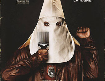 Image illustrant l'article Blackklansman de Clio Ciné