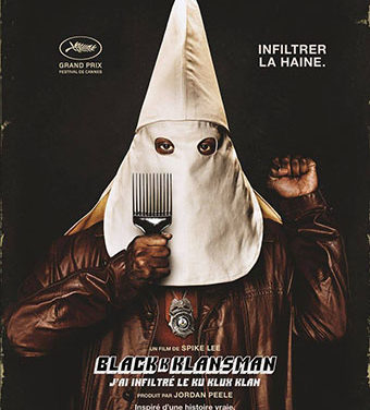 Spike Lee, Black Klansman, 2018