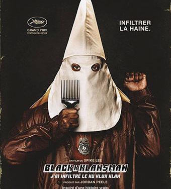 Spike Lee, Black Klansman, 2018