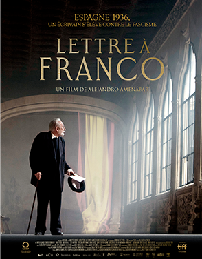 Lettre à Franco-Unamuno et la guerre civile