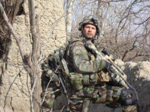 Soldat en Afghanistan
