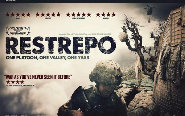 Restrepo – Être soldat en Afghanistan
